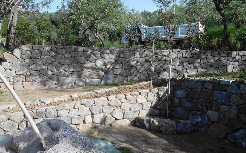 Pietra arenaria per costruzioni