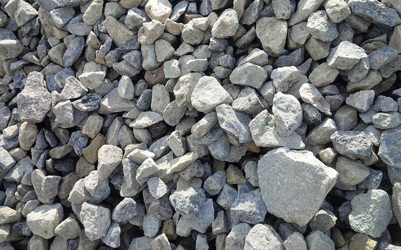 Cava per estrazione pietre