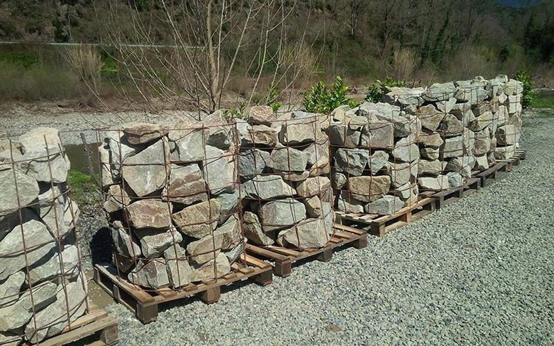 Estrazione pietre