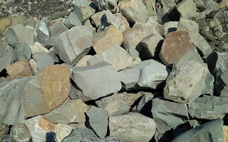 Cava di pietra arenaria