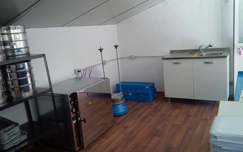 Uffici e laboratorio