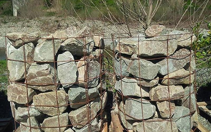 Pietra arenaria per muratura