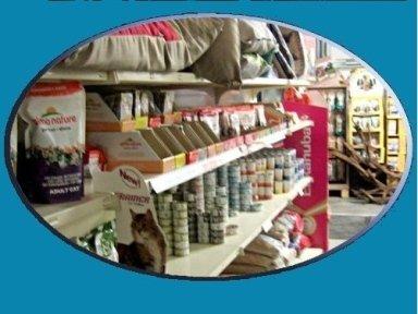 prodotti igiene, articoli per animali, alimentazione