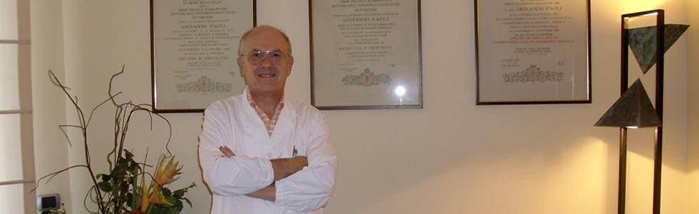 Medico specialista in gastroenterologia