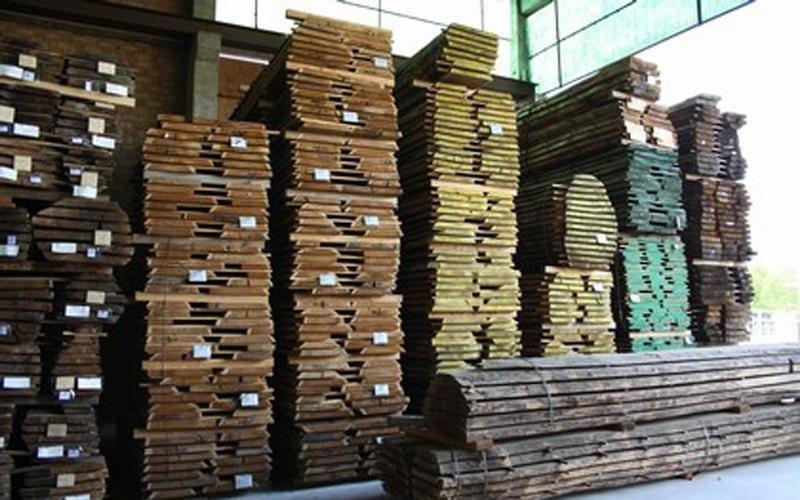 wood for flooring