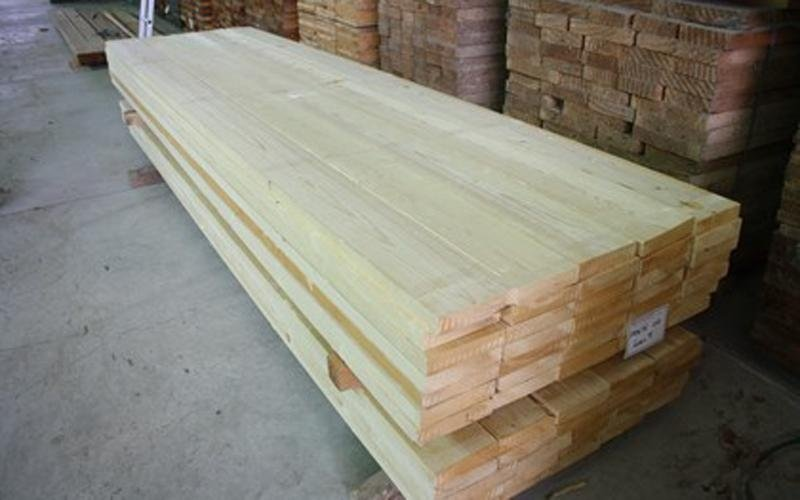 timber structural work