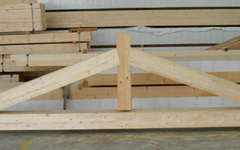 Timber for trusses