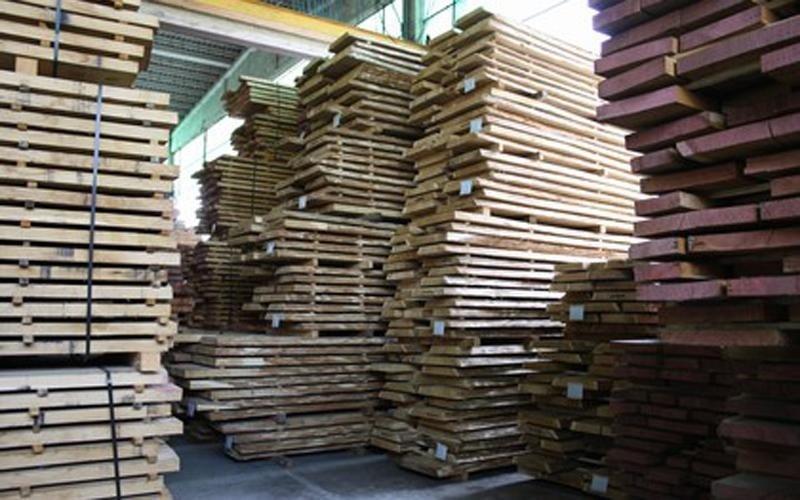 woodworking beams