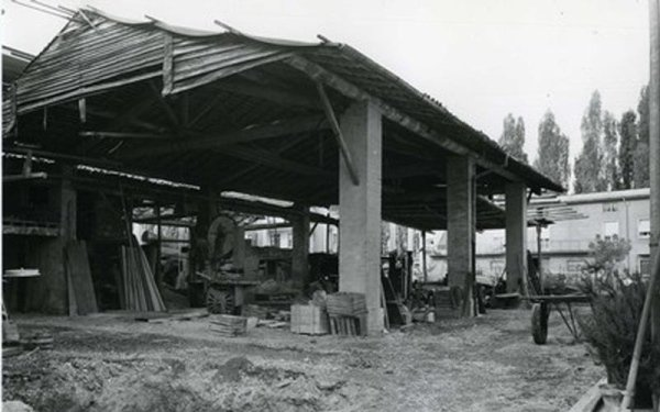 carpentry in the past