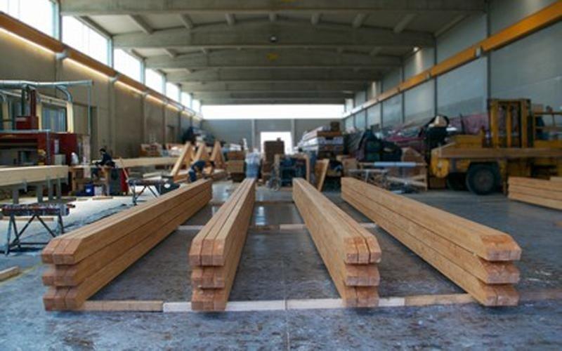 Laminated beams