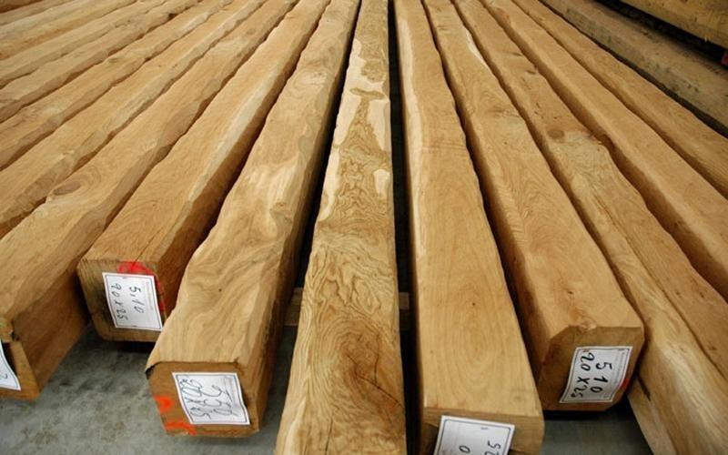 travature legno