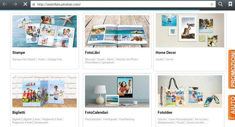 gamma prodotti photosi