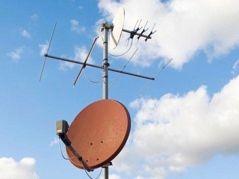 antenne satellitare TV