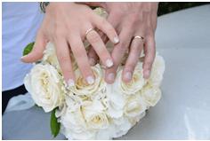 fotografie per album sposalizio