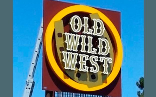 Totem Old Wild West Plexart Latina