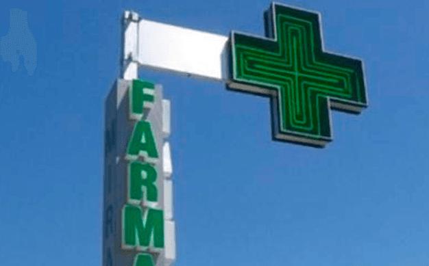Totem Farmacia Plexart Latina