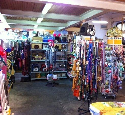 negozio per animali Corti Alberto a Erba provincia di Como