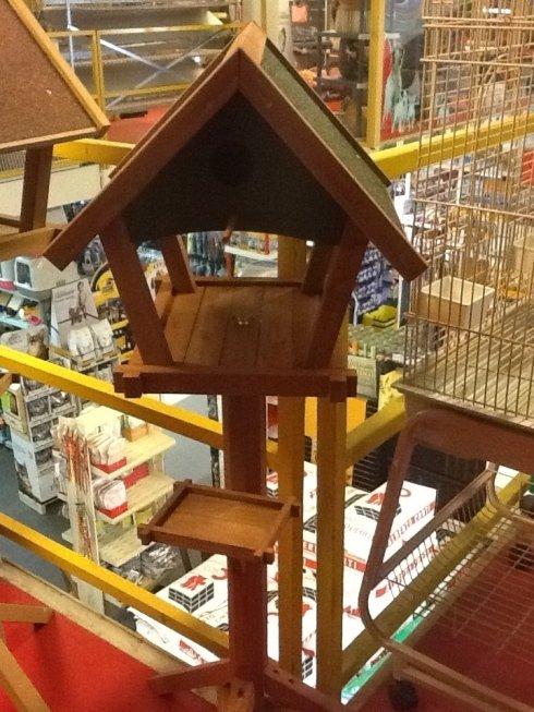 casa per pappagalli