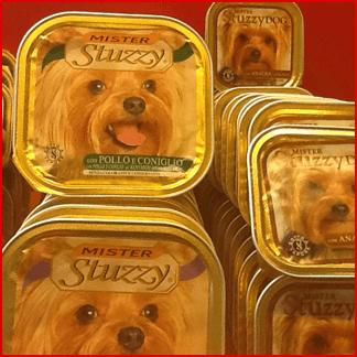 scatolette per cani