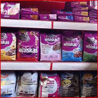 mangime completo per animali