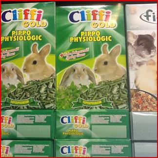 mangime per conigli e roditori