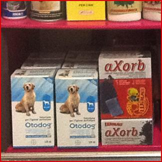 prodotti profumati per cani