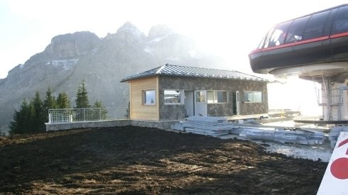 lavori edili impianti montagna