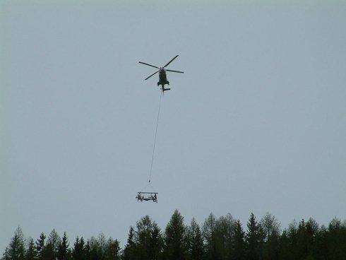 elicottero burigo italo