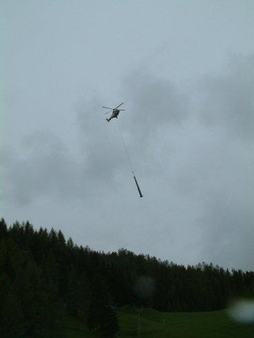 trasporti eccezionali elicottero