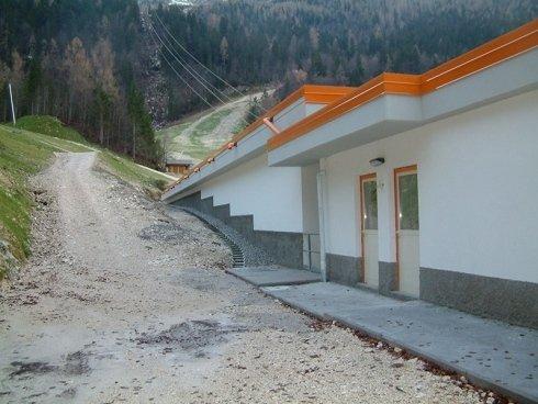 realizzazione stazione risalita