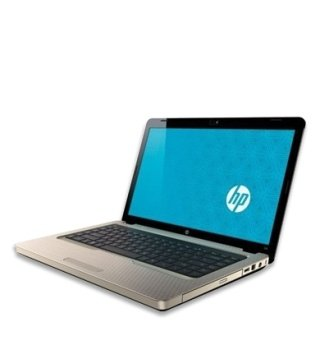Notebook HP G62-Athlon P320