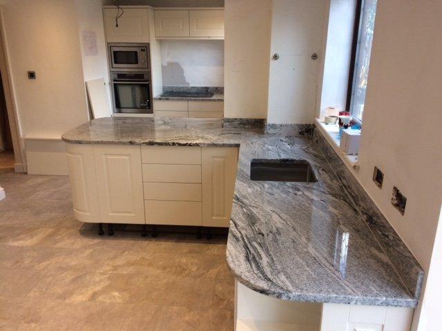 quality kitchen worktop
