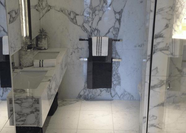 white coloured tiles