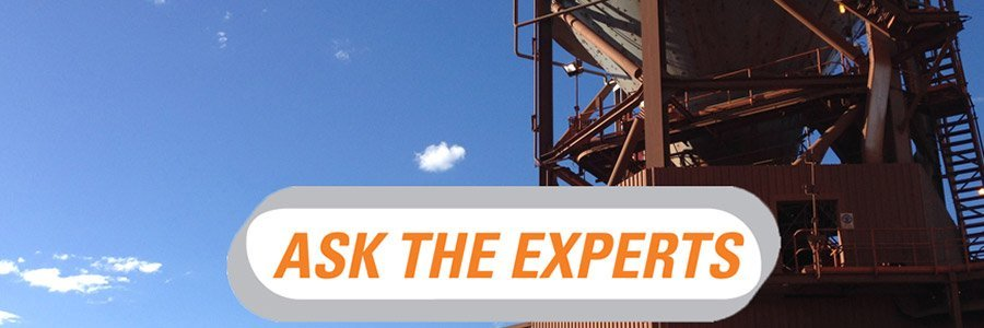 ask the experts webpage title