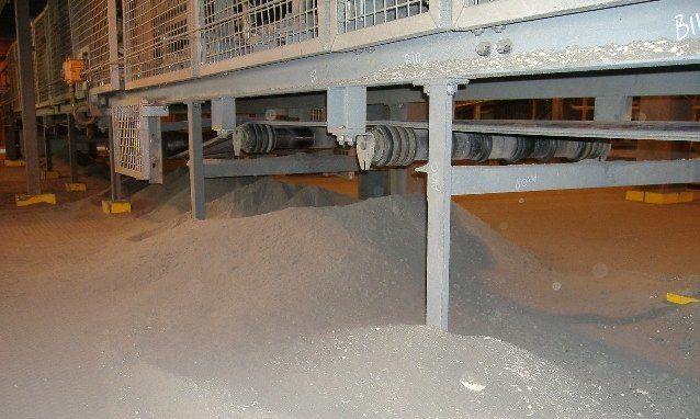Carryback at an Alumina Plant