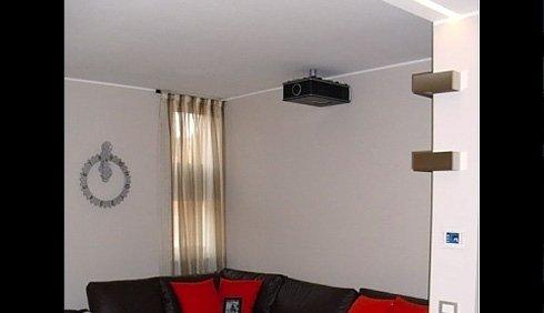 proiettore a soffitto