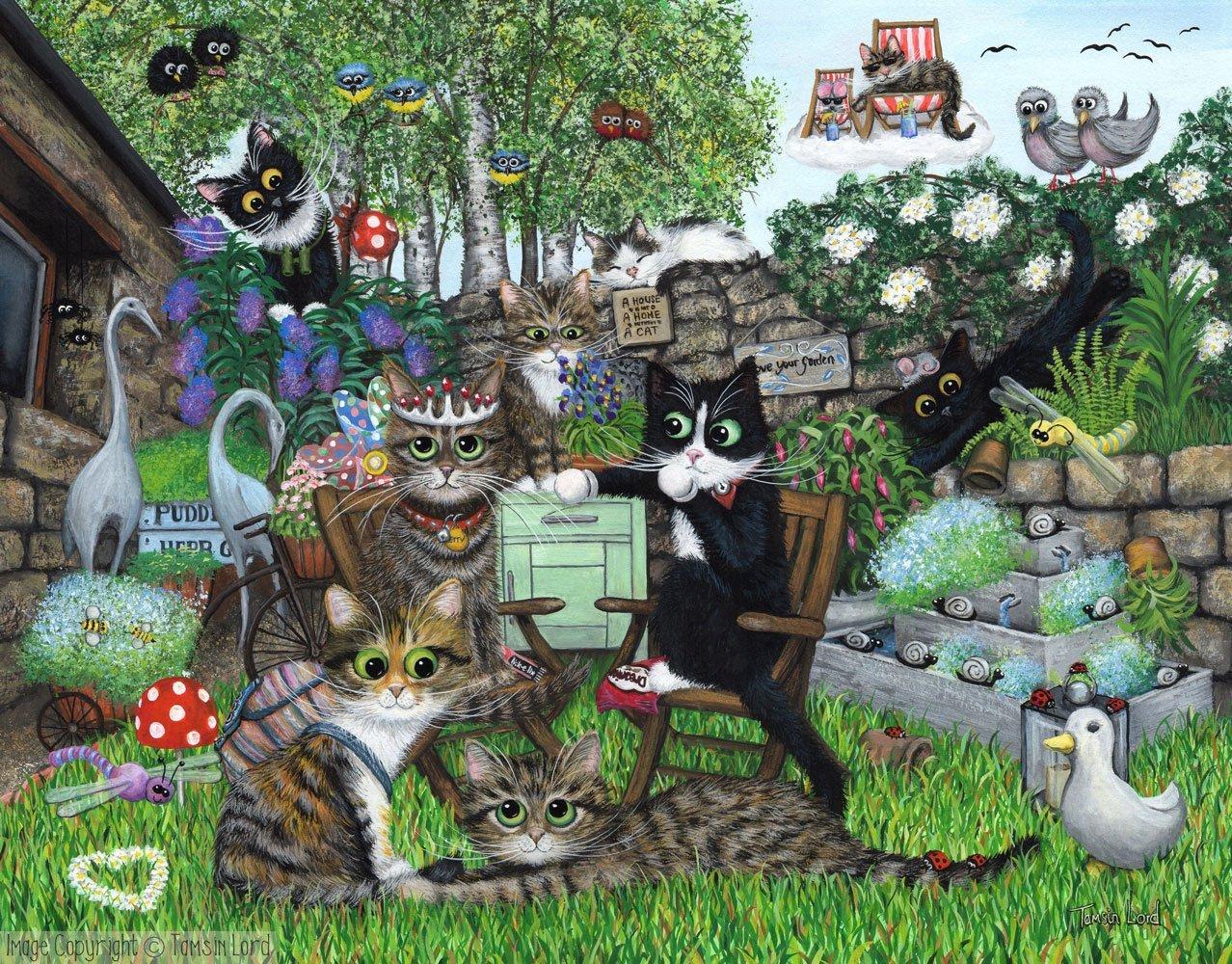 The Pudding Bag Kittage Garden