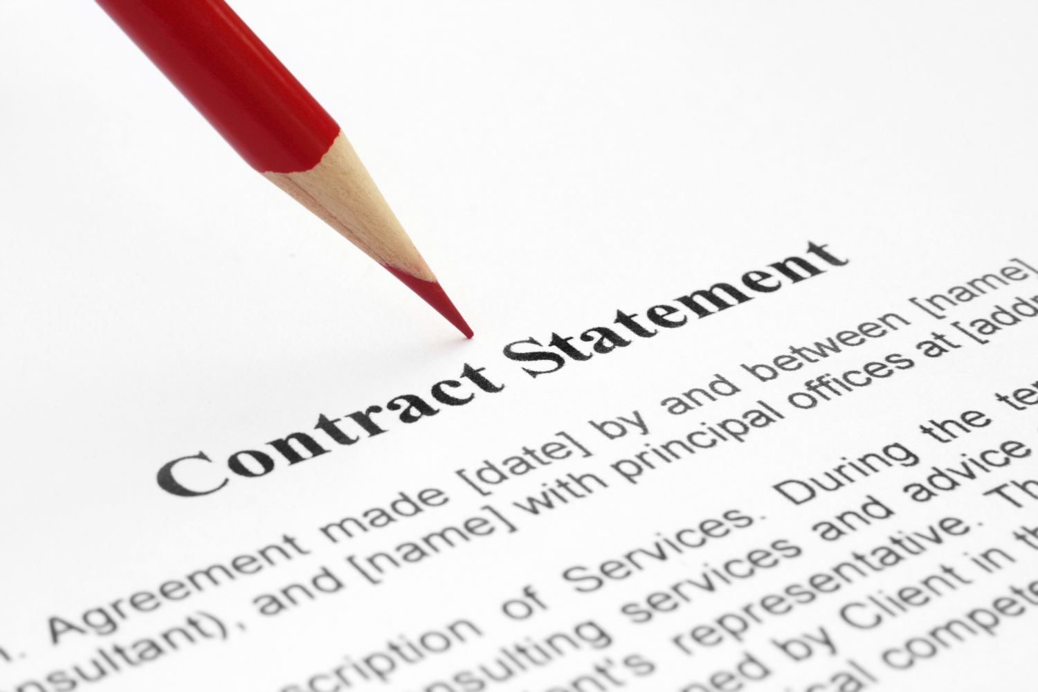 A contract as part of a criminal defense divorce case in Honolulu, HI