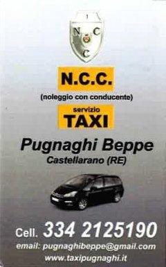 taxi pugnaghi