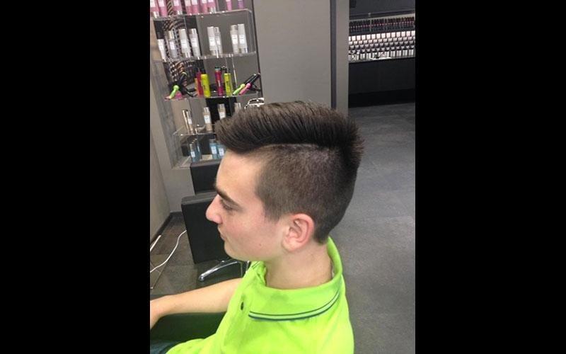 Alessandra di Marco hair stylist