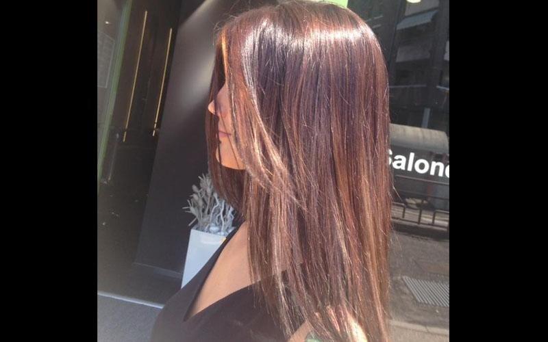 colorazione capelli verona