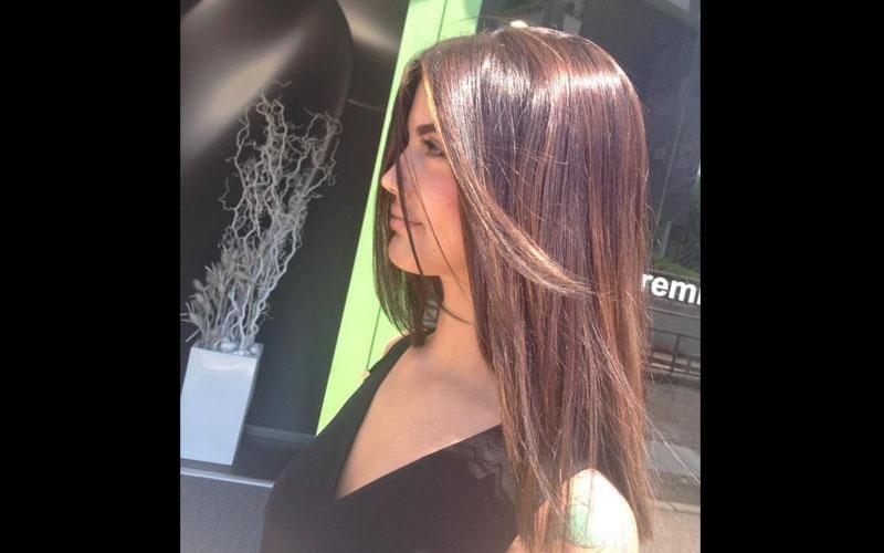 taglio moda capelli verona