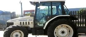Trasporti con trattore