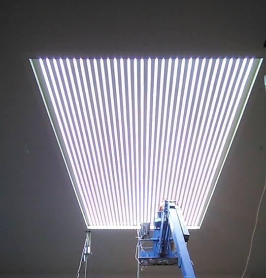 backlight install,led strip