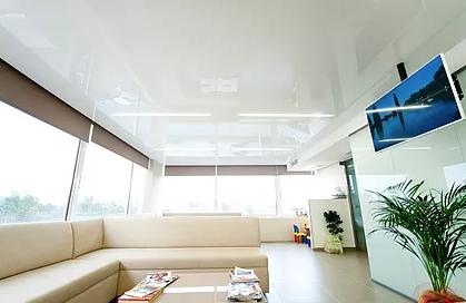 home interiors stretch ceiling