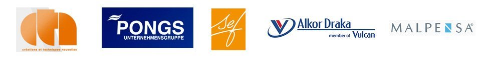 MALPENSA PONGS logos