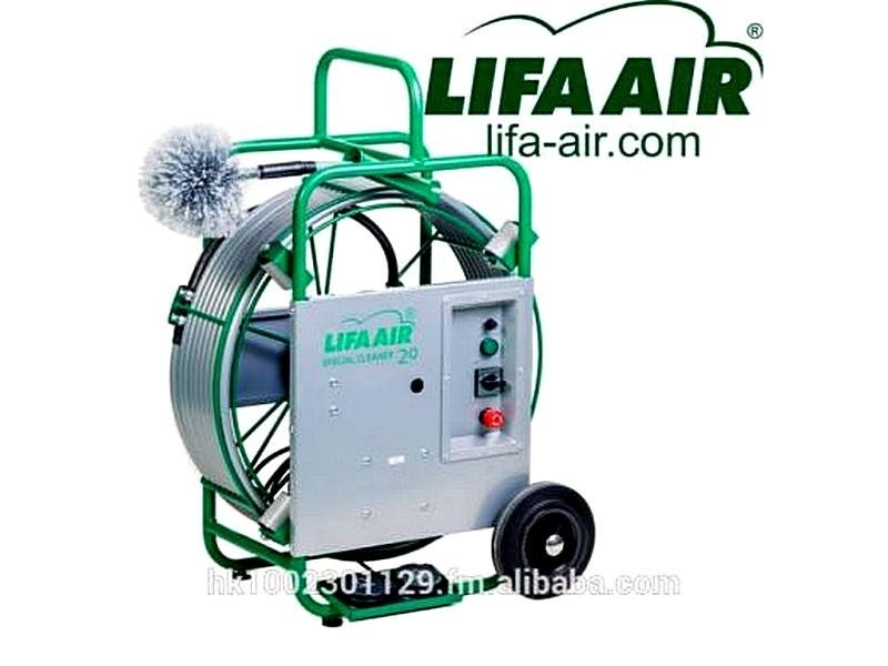 pulizia canali ventilazione