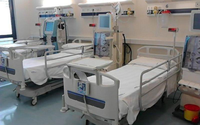 Letti per reparti ospedalieri