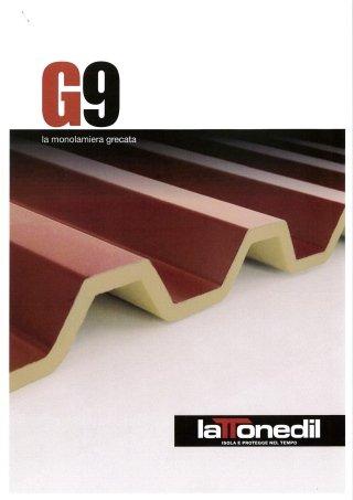 G9 - Coperture metalliche
