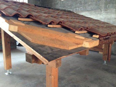 coibentazione in fibra di legno